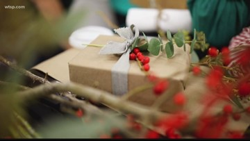 Creative ways to reduce waste while wrapping Christmas gifts