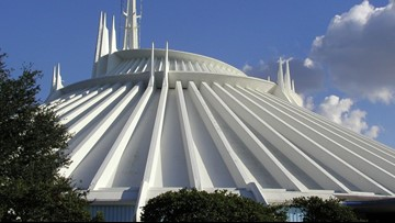 Peter Pan, Space Mountain ride parts missing from Disney World storage shed