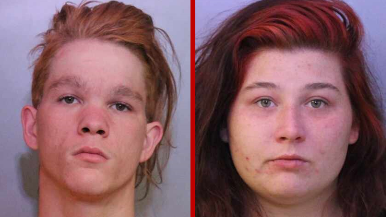 Larry Waters Jr and Amberlyn Nichols