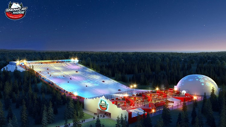 Florida's first snow park to open for 2nd season