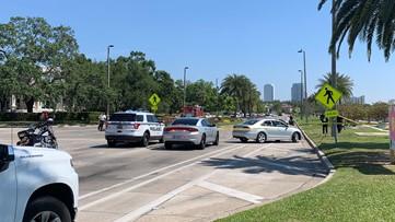 2 dead in crash involving motorcyclists, bicyclist on Bayshore Boulevard