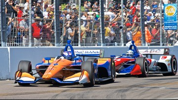Grand Prix of St. Petersburg single-day tickets go on sale Wednesday