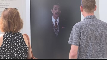 Wow Moments: You can take a selfie with Dali