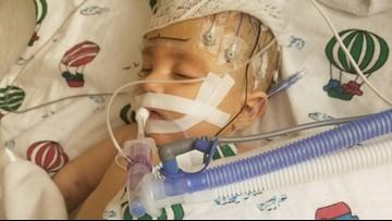SO SAD: Baby boy awaiting liver transplant dies