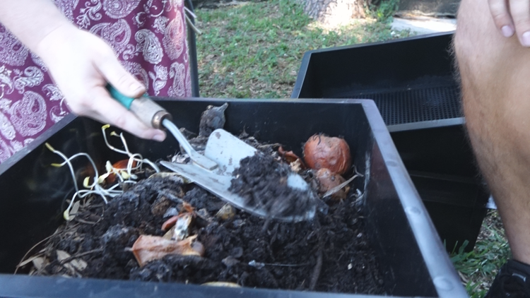 Home composting made easy