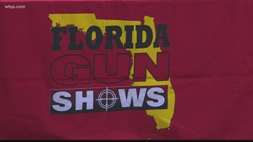 Lawmakers want to close a gun show loophole, but the bill remains stalled