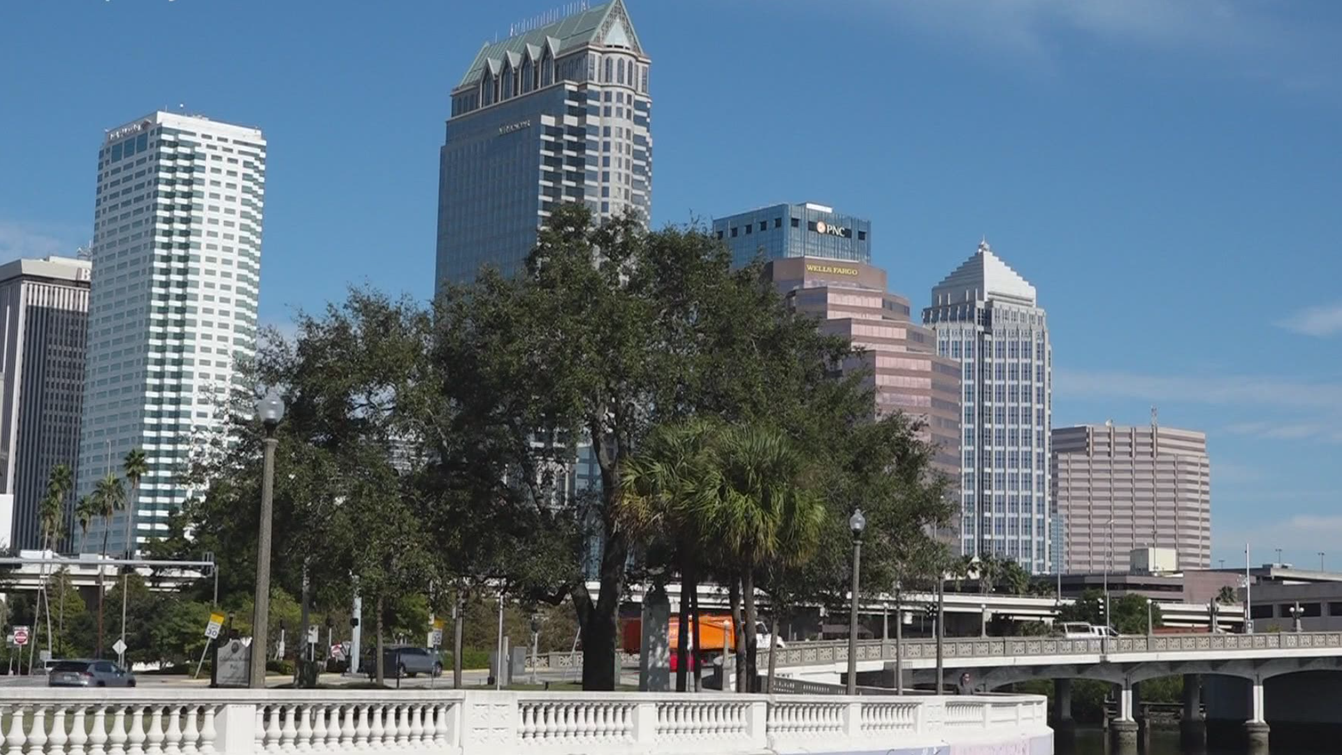 Visit Tampa Bay Says Tourism Is Still Suffering But Slowly Improving Wtsp Com
