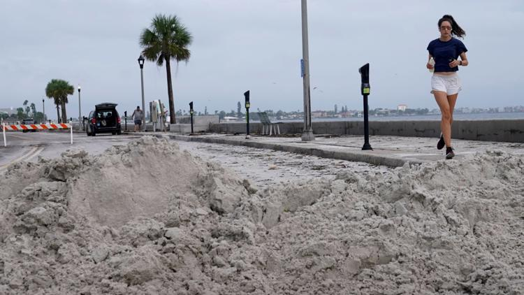 Florida lawmaker introduces $100 million plan to tackle sea-level rise and flooding