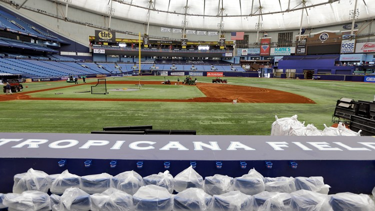 Rays pledge $1 million to help cover ballpark employees' lost wages