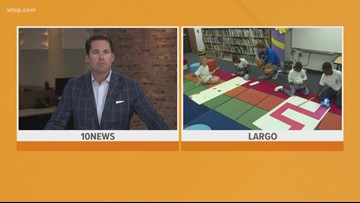 Ponce de Leon Elementary School is the 10News School of the Week powered by Duke Energy Florida