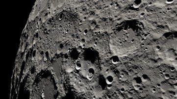 NASA video shows stunning views of the Moon seen by Apollo 13 astronauts