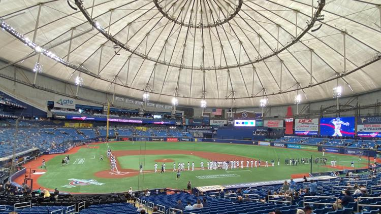 Rays single-game tickets are on sale now