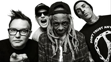 Lil Wayne not performing with Blink-182 in Tampa