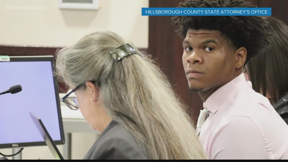 Dontae Johnson sentenced to 40 years in prison in 2017 Craigslist murder