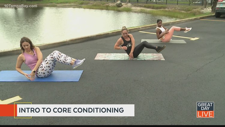 Fitness Friday: Core conditioning