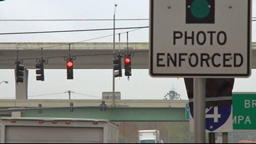 New Florida red light camera report has controversial findings