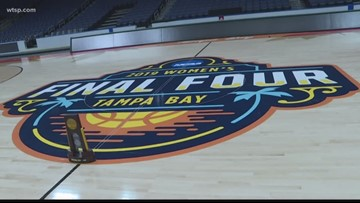 Women's Final Four: Organizers hope tournament brings in visitors, money to Tampa Bay businesses