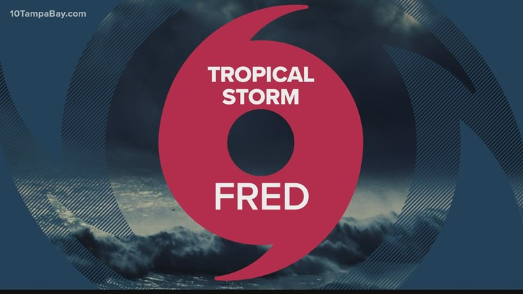 Tropical Storm Fred forms south of Puerto Rico, NHC says