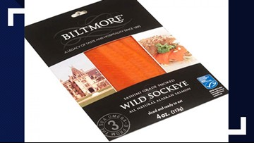 St. Petersburg company recalls salmon sold in Publix stores across Florida