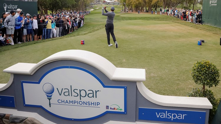 Valspar Championship will allow fans at 20-30 percent capacity