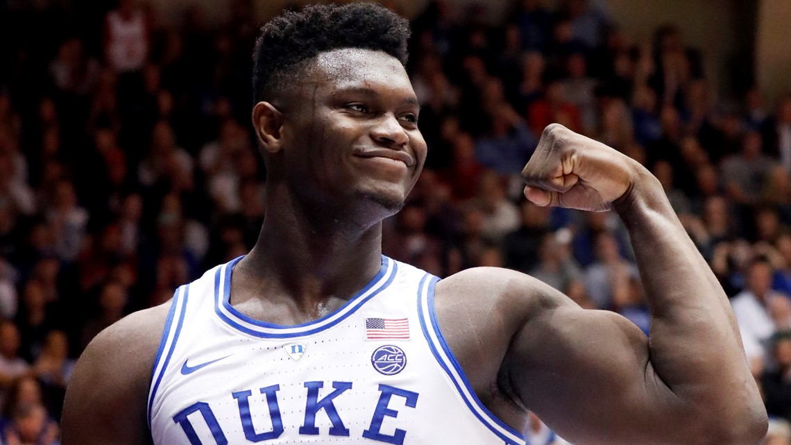 Should Duke's Zion Williamson consider shutting it down?