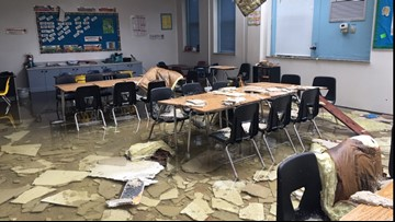 Kathleen Middle School recovering after tornado severely damages building