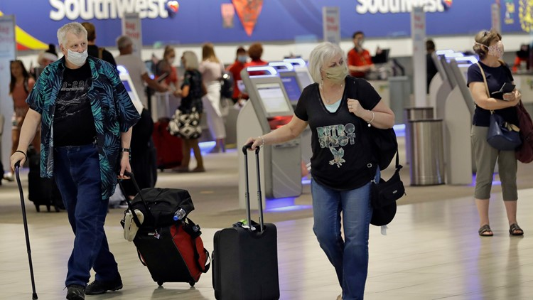 As travel picks back up, Tampa International Airport struggling to fill open positions
