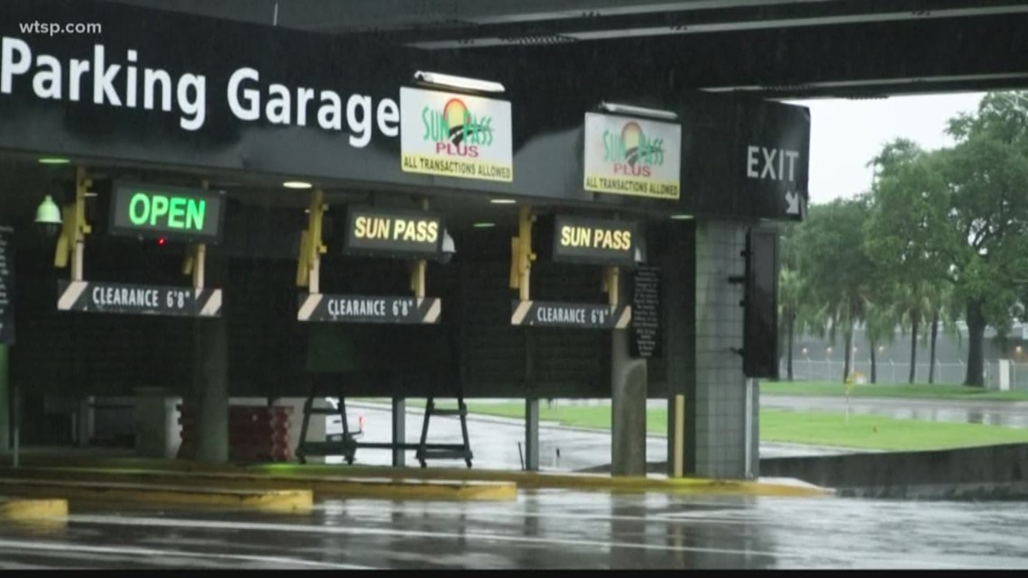 Tampa International Airport voices frustration with SunPass issues   10News WTSP