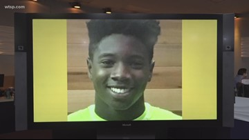 Remains of missing Sarasota teen found