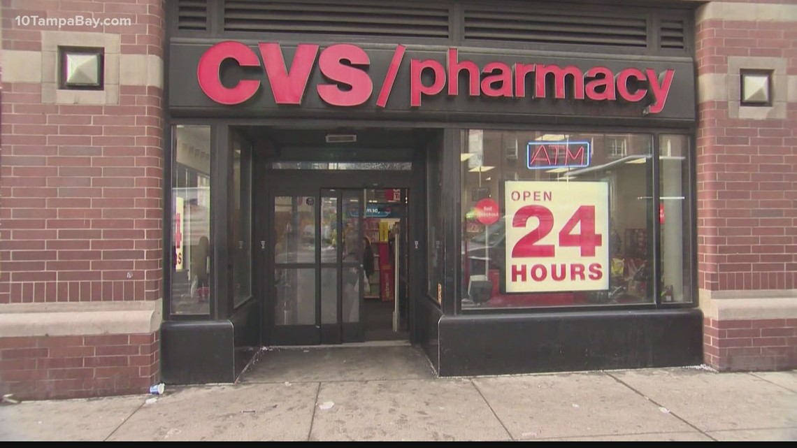 CVS to start selling at-home COVID-19 tests