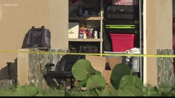 Husband arrested after pregnant wife shot and killed