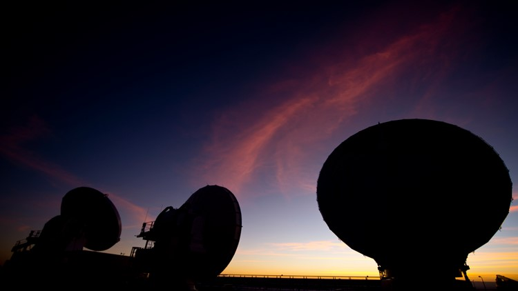 Is it aliens? Scientists detect repeated radio signals coming from space