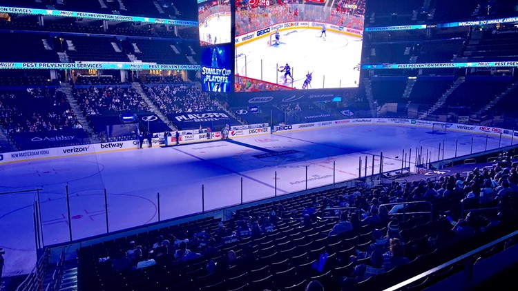 Tampa Bay Lightning ready for first home preseason game