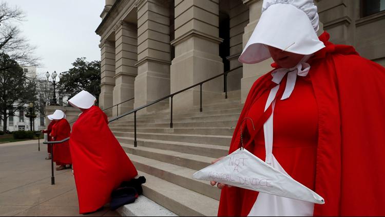 ACLU seeks to block fetal heartbeat measure passed by Kentucky legislature