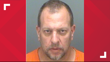 Police: Florida man says he was speeding because he was cheating on his wife