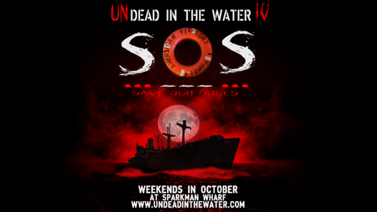 'Save Our Souls': Something haunted is coming to Tampa's American Victory Ship