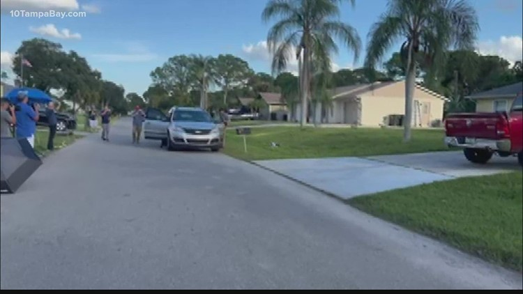UPDATE: Skeletal remains found in Florida are Brian Laundrie's, FBI confirms
