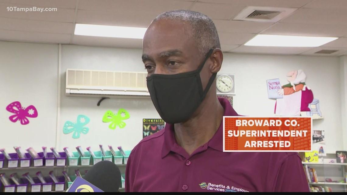 Broward County Schools superintendent faces felony perjury charge