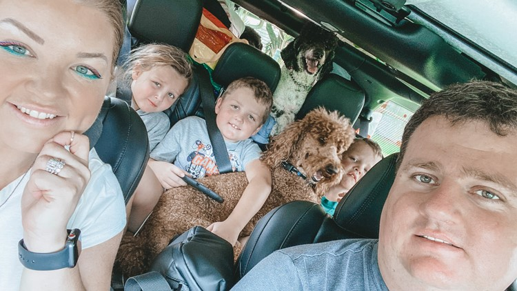 Thinking of living in an RV? Tampa Bay area family talks life on the road