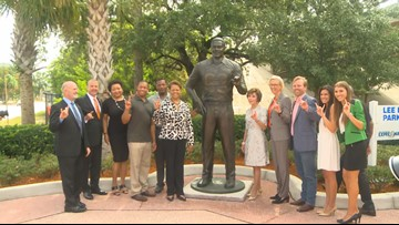 Lee Roy Selmon statue honors late Buccaneers great