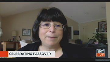 Passover traditions from home
