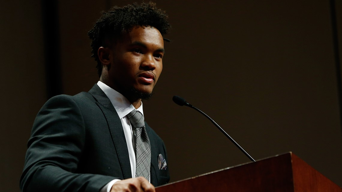 Oklahoma's Kyler Murray must decide whether to declare for the 2019 NFL Draft by Monday