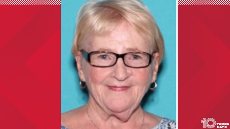 Silver Alert canceled for missing Citrus County woman