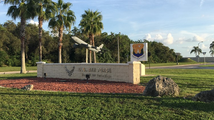 Forgotten African American graves could be buried at MacDill Air Force Base