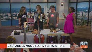 Gasparilla Music Festival preview