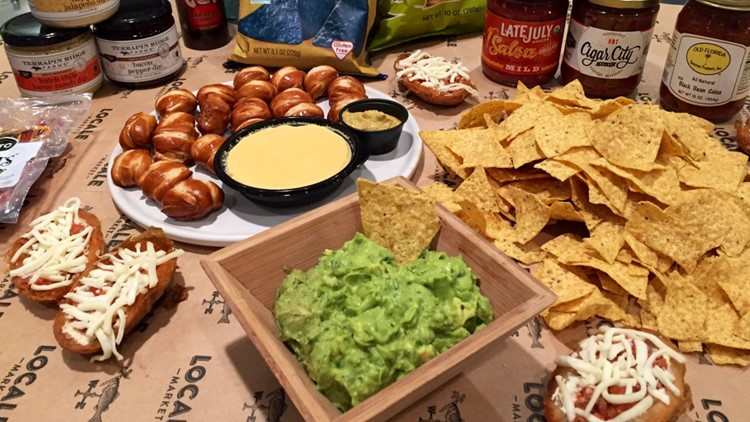 Time To Start Planning Your Super Bowl Menu Wtsp Com