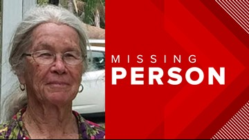 Silver Alert ongoing for missing woman with Alzheimer's