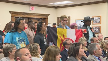 Hillsborough schools moving forward with banning Native American mascots