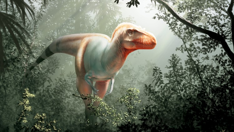 new dinosaur canada