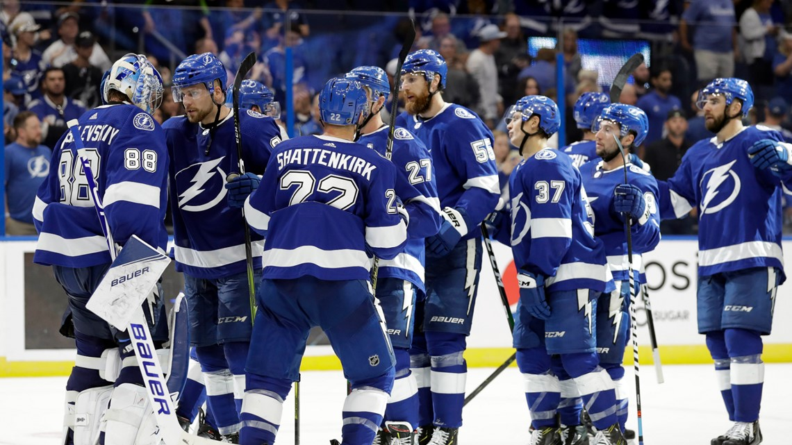 Kucherov's goal, assist help Lightning beat Panthers 5-2